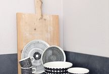 Dishes & Tablesetting