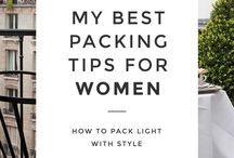 Travel tips for ladies