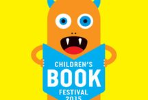 Moodboard ChildrensBookFestival