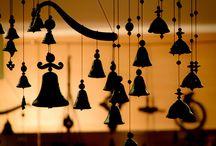 Bells & Windchimes / by LauraJeanne .