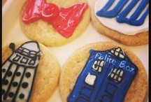 Decorated Cookies by The SweetSpot Bakehouse / Just a few of the creative decorated cookies we've made in the past!
