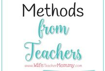 Teacher Tips & Tricks