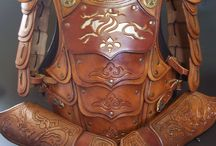 Leather armour goals