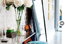 HOME:  Living Well / Living Rooms; Family Rooms; Arizona Kitchen; (AZ) / by Sophia Zisis-Hazinski