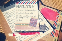 Iggle Inspiration / For all my Iggle and Snail Mail Inspiration / by Desiree