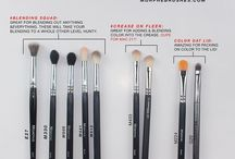 blending brushes♥