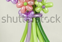 Flowers Balloon Bouquets