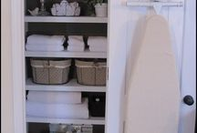 Storage solutions / Ideas for organising the mess