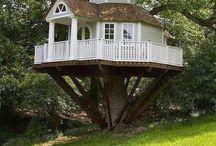 My casa en un arbol