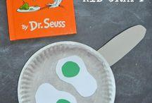 Dr. Seuss Day