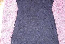 Kleid Only. GR.36