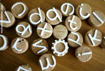 abeceda pečiatky