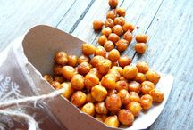 Food- healthy- chickpea