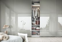 sliding cupboards