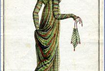 Fashion Regency 1790-1820