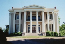 Historic Homes and Sites / Historic homes and sites in Columbia, TN.