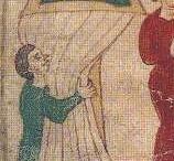 XIII secolo - Tende