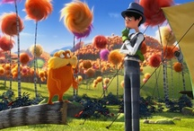 The Lorax! / The best morals, and hilarious as shit!! From cakes to nails, of this fantastic film/book / by Triana Istotallyfreakingawesome