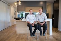 Meet our Builders / Put a face to the name by learning more about our local builders.
