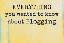 Blogging made easy! / Blogging Tips to make this thing called Blogging just a little easier :-)