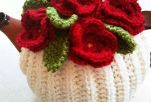 Crochet Teapots etc.