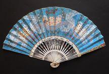 18th century: Fans