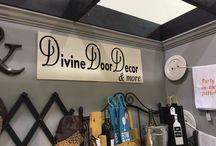 Divine Door Decor