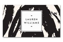 Creative Fashion Stationary / Business Cards, Branding, Stationary, Compliments Slips, Bags