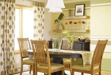 dining room - playful