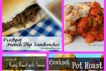 Crock Pot Recipes / by Stephanie Healey