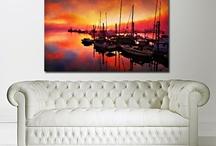 Canvas Art Shop Seascapes / Seascape canvas prints by The Canvas Art Shop. Affordable seascape wall art.