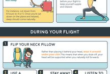 Travelling / Tricks to make your travel a bit easier