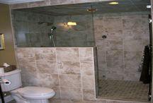 Bathroom remodel / by Karen Byrd