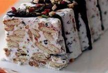 meyveli mozaik kek