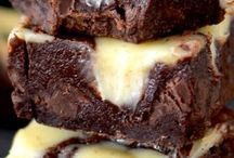 Cheesecake Swirl Fudge Brownies Recipe