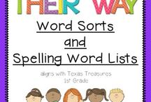Phonics and Word Work