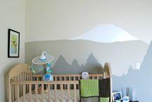nuggets nursery / by Meg Wood
