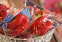 Our Favorite Candies / Some of our favorite candies that we have in store! #candy
