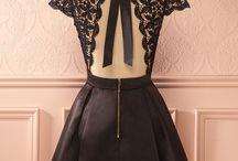 Idée robes pour gala