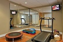 Gym studio ideas