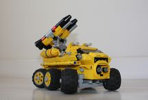 Lego Vehicles / by David Moore