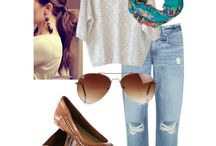 Outfits!  / by Tammy Baber