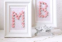 Picture frame decoration