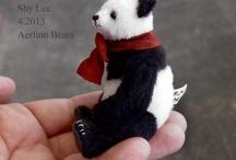 Aerlinn Bears / mini teddy