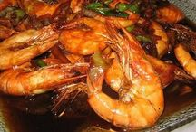 Indonesia-Culinary: Fish & Seafood / by Isye Whiting