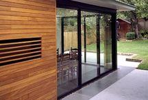 Extension - facades