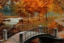 Осень / Осенние пейзажи