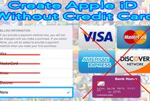 How to Create an Apple ID without a Credit Card ?