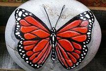 Malba na kameny