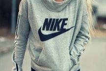 Nike, Adidas etc